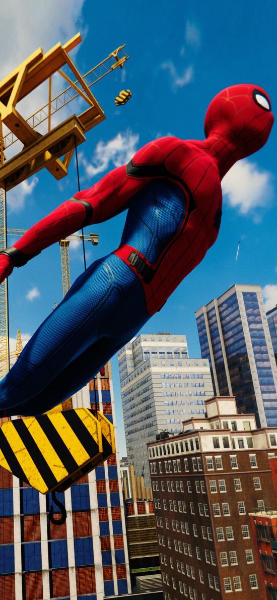 蜘蛛侠 超级英雄 欧美 电影 漫威