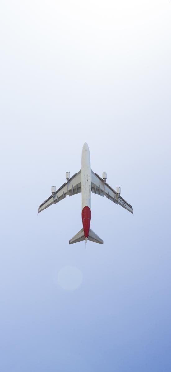 飞机 蓝天 客机 航空
