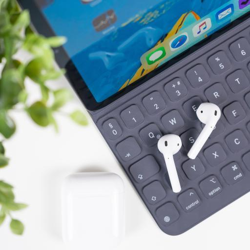 无线耳机 平板 iPad AirPods 智能键盘