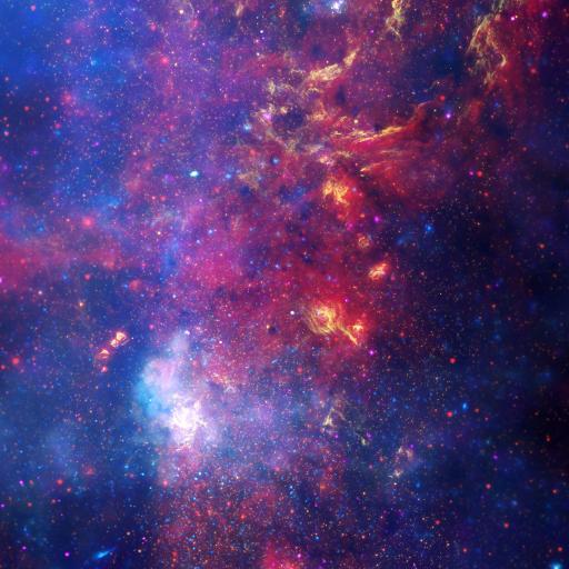 宇宙 太空 神秘 星云