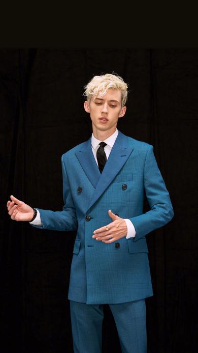 Troye Sivan 戳爷 欧美 歌手 明星