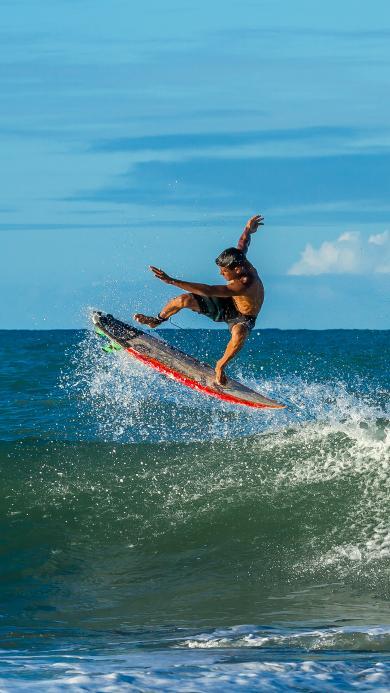 冲浪 极限 刺激 海浪 运动