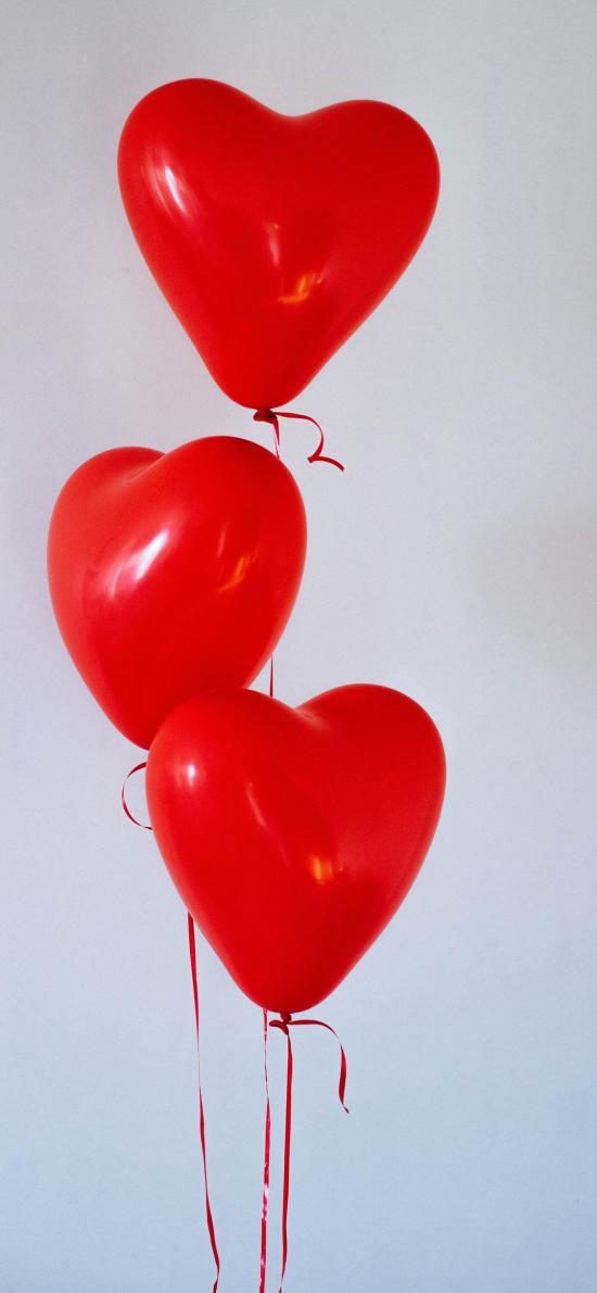 气球 爱心 浪漫 爱情