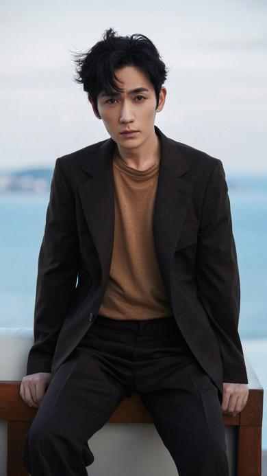 朱一龙 艺人 演员 帅气