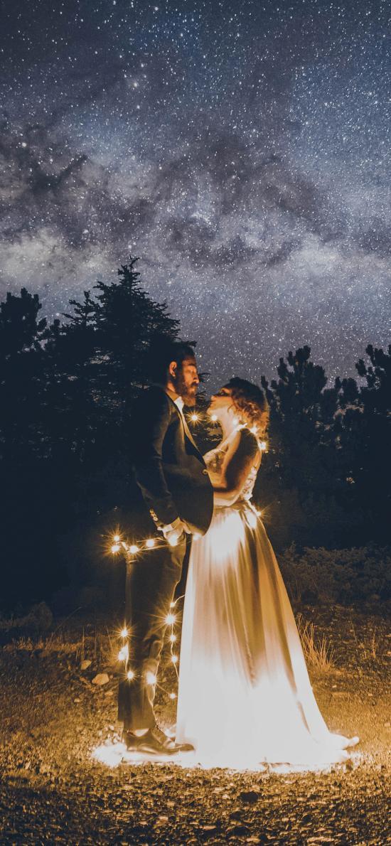 欧美 情侣 婚纱写真 爱情