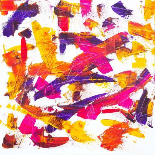 色彩 颜料 艺术 笔触