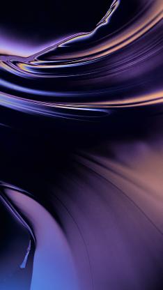 抽象 紫色 渐变 流动