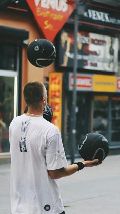 篮球 运动 街头 男子
