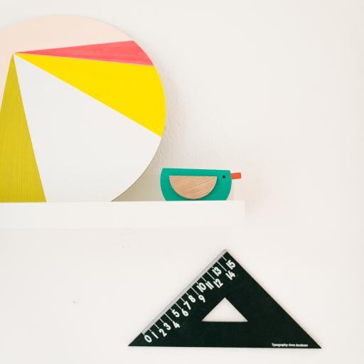 静物 三角尺 文具  几何