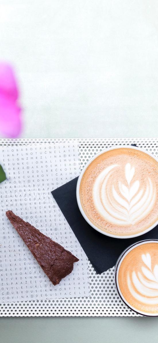 咖啡 拉花 糕点 餐点