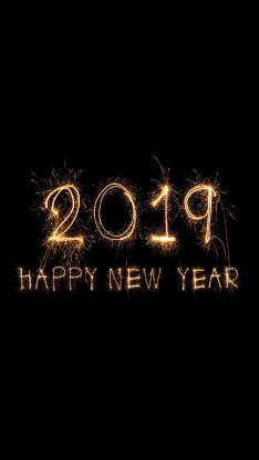 2019 新年快乐 happy new year