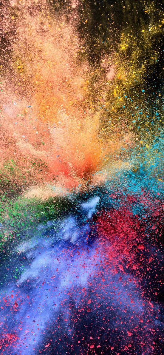 粉末 喷射 色彩