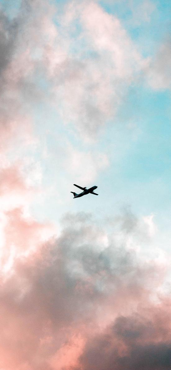 飞机 飞行 航空 天空