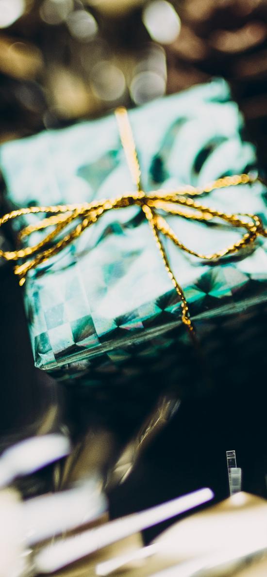 静物 礼物 包装 绳结
