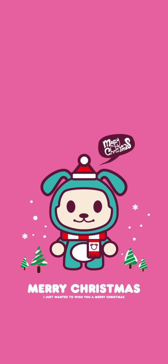 圣诞 卡通 Merry Christmas