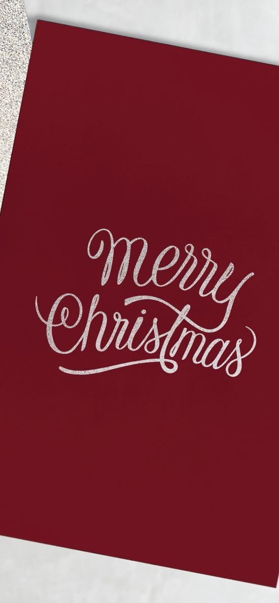 卡片 圣诞节 MerryChistmas