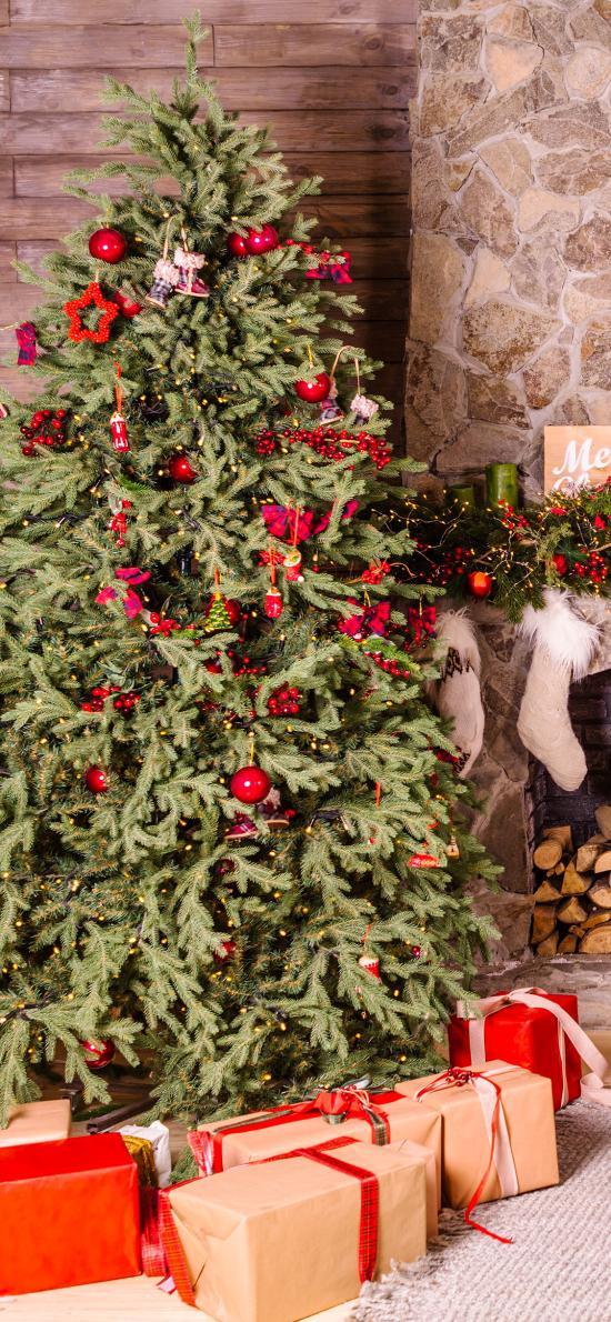 圣诞树 礼盒 挂饰 装饰