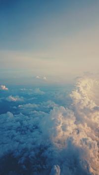云端 云层 天空