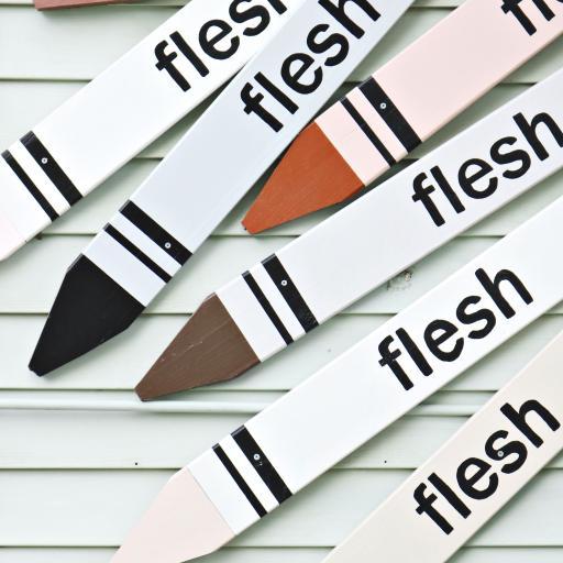 标签 flesh 木牌 肉