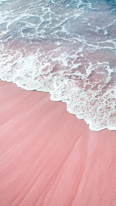 沙滩 海水 海浪 海岸
