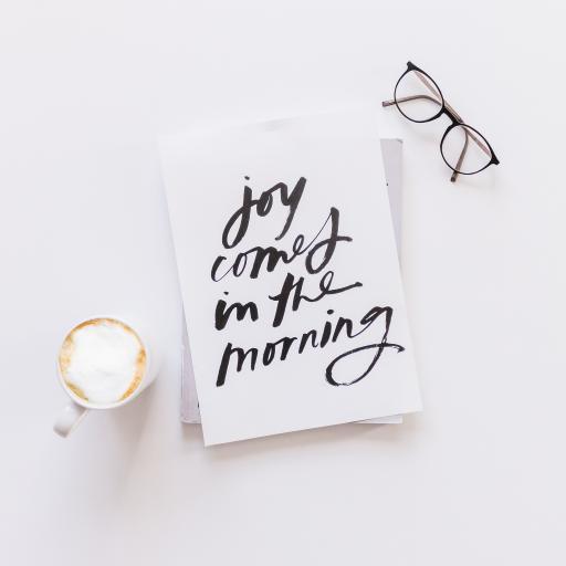 静物 咖啡 眼镜 joy