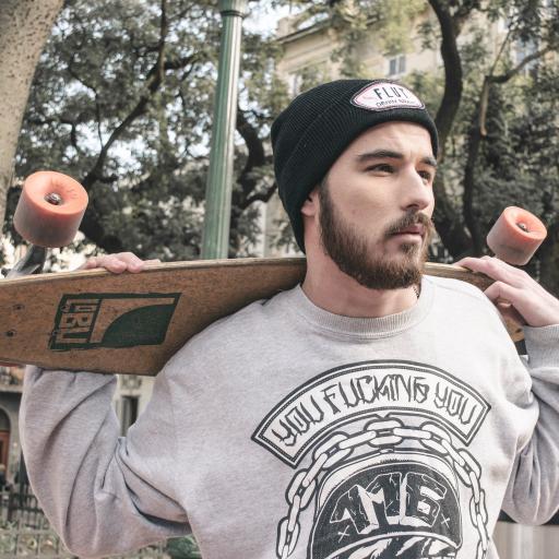 滑板 男孩 欧美 运动