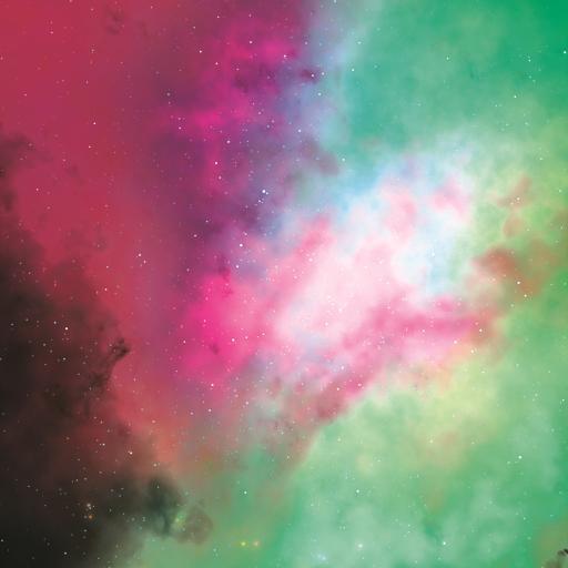 星云 色彩 宇宙 太空