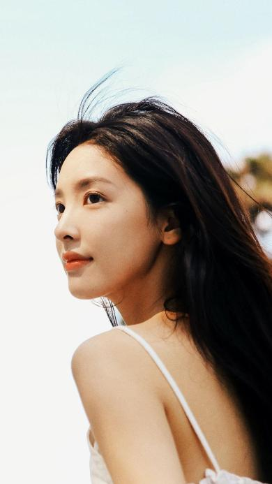 网红 模特 章若楠 写真