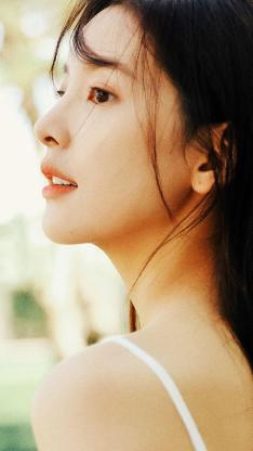 章若楠 写真 模特 网红