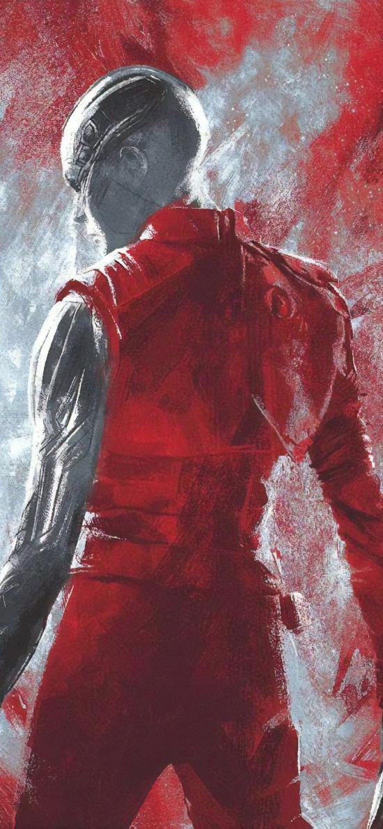 复仇者联盟 超级英雄 漫威 星云