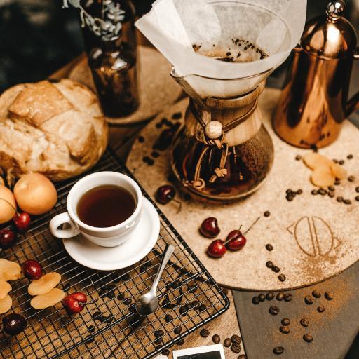 咖啡 滤纸 咖啡豆 滤壶  车厘子