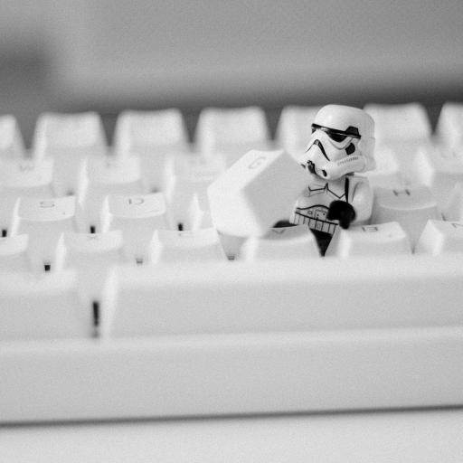 静物 键盘 玩具 摆件