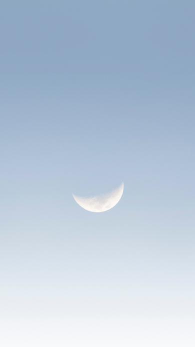 月球 星球 月亮 天空