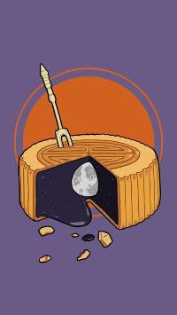 月饼 糕点 月亮 流心