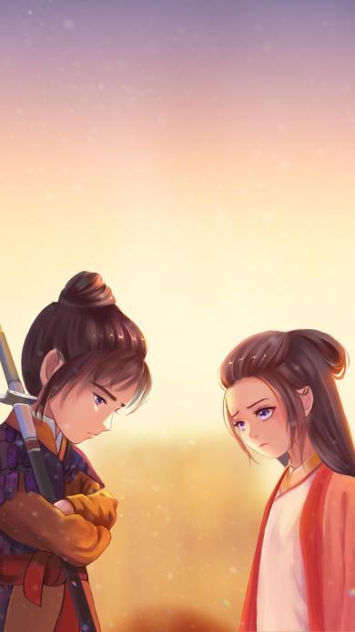 大话西游 至尊宝 紫霞仙子 爱情