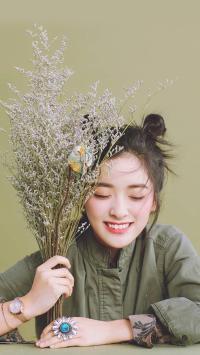 艺人 沈月 演员 女星