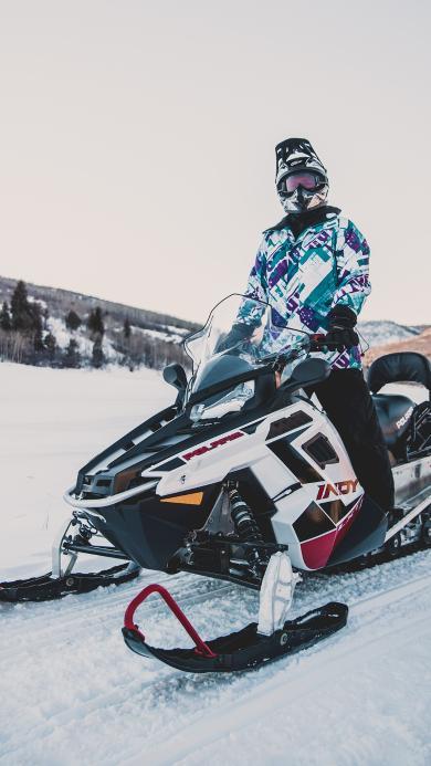 滑雪车 雪季 竞技 装备