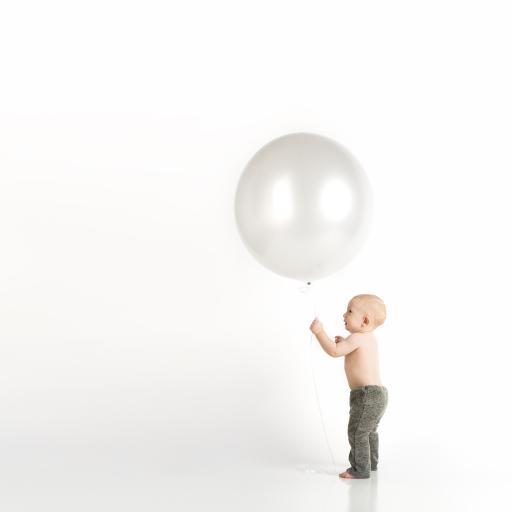 气球 小男孩 可爱 萌 欧美
