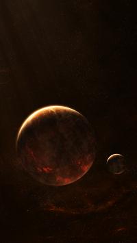 太空 宇宙 星球 天文