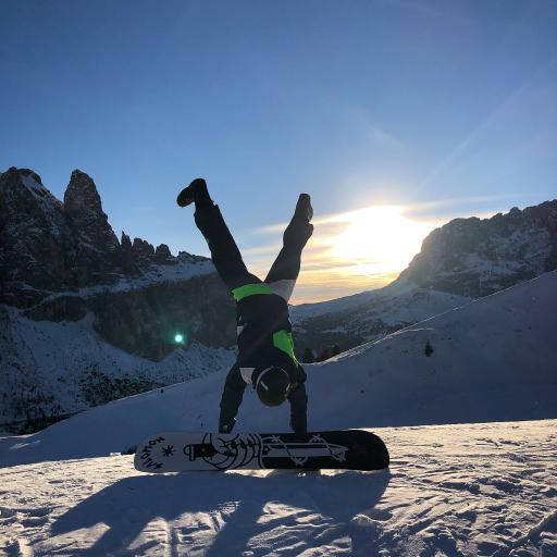 滑雪 运动 雪山 雪地