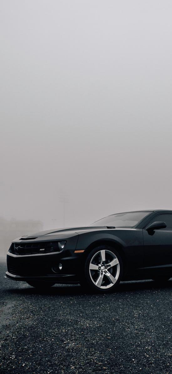 汽车 赛车 跑车 黑色 道路