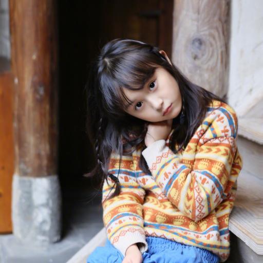 刘楚恬 童星 小葡萄 小女孩 儿童
