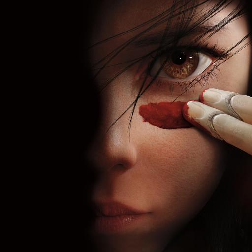 阿丽塔 战斗天使 电影 欧美 海报