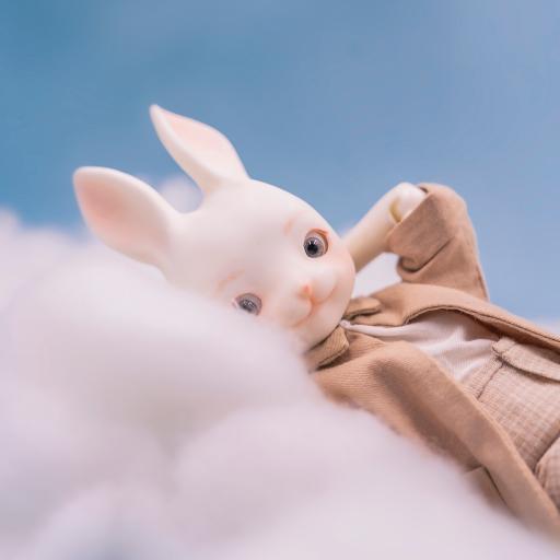 玩具 摆件 兔子 静物