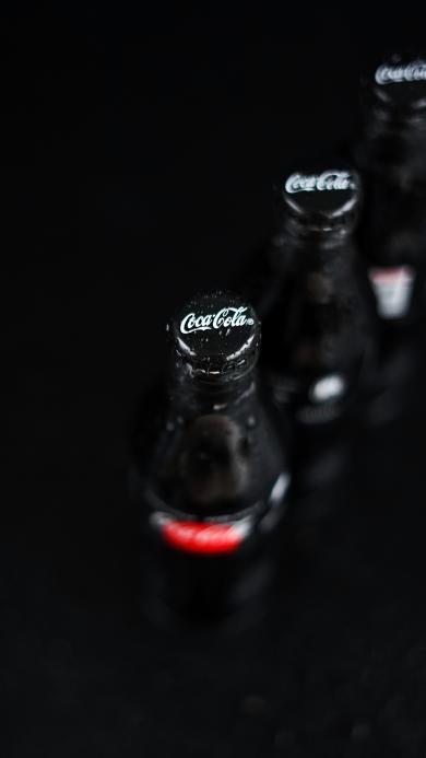 饮料 可乐 瓶装 黑