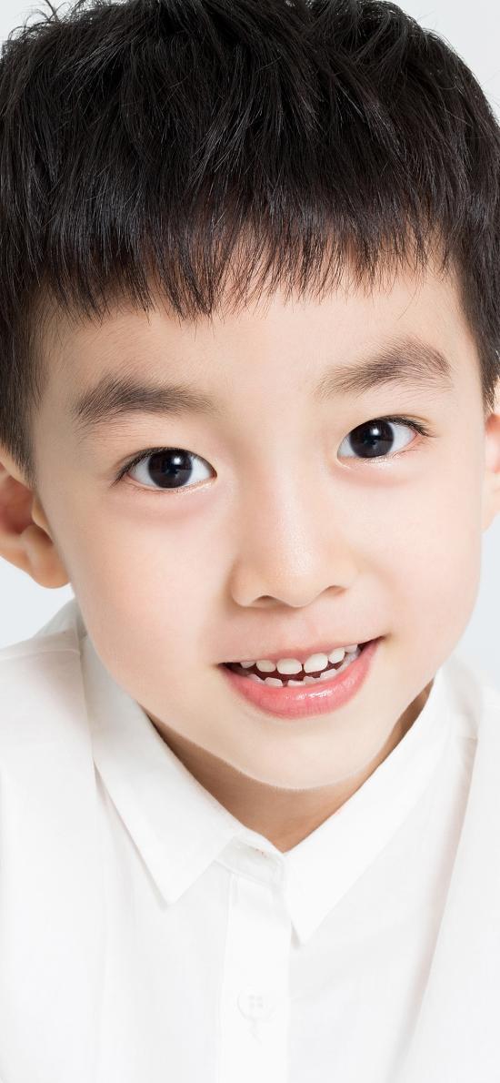郭赫轩 小男孩 儿童 童星