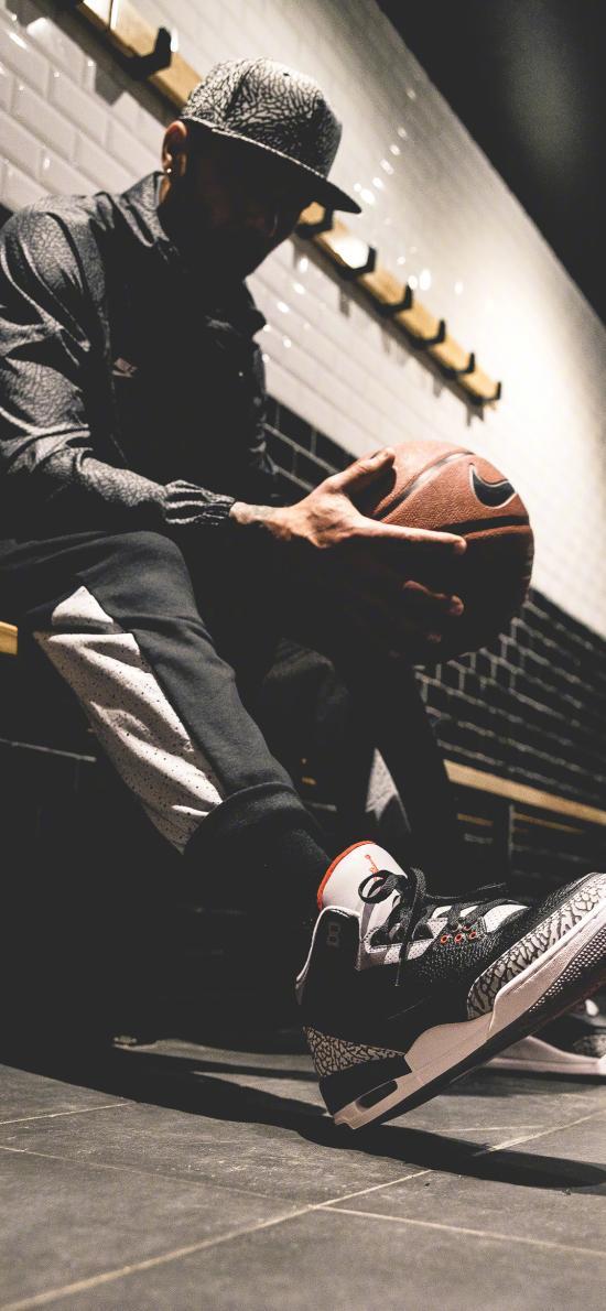 籃球 運動 男子 球鞋