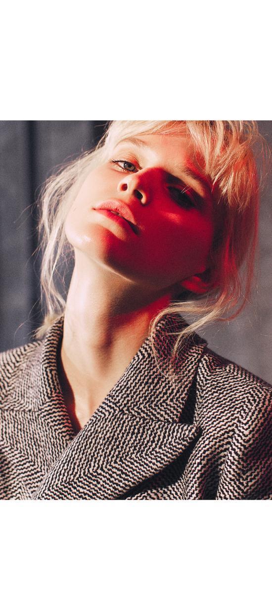 欧美美女 模特 写真 气质