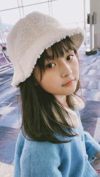 刘楚恬 小葡萄 小女孩 儿童