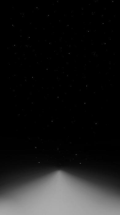 星空 黑色 简约